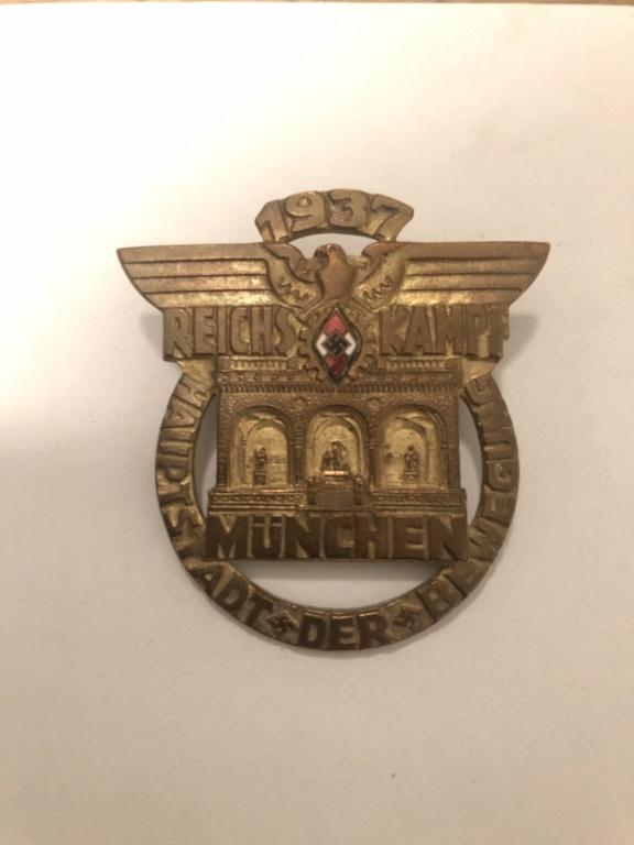 insignes allemands à estimer 949dcb10