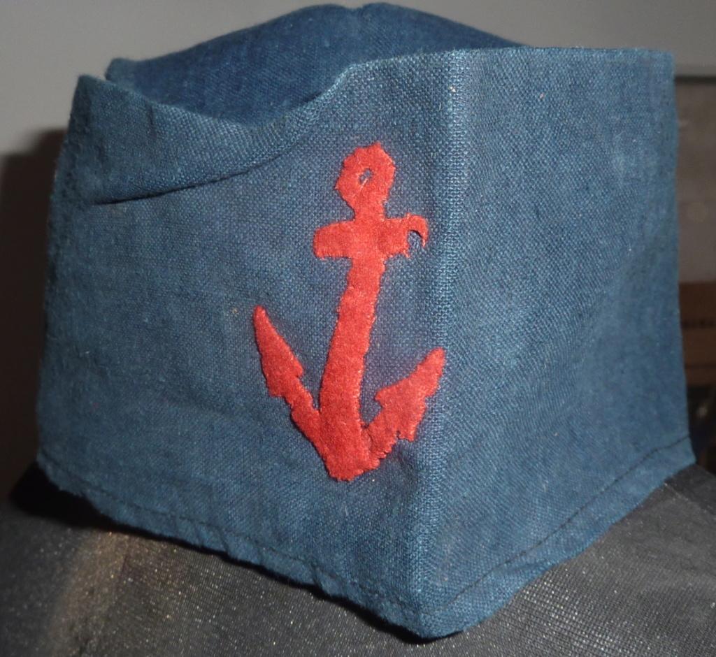 bonnet de marin chauffeur mécanicien P1060133