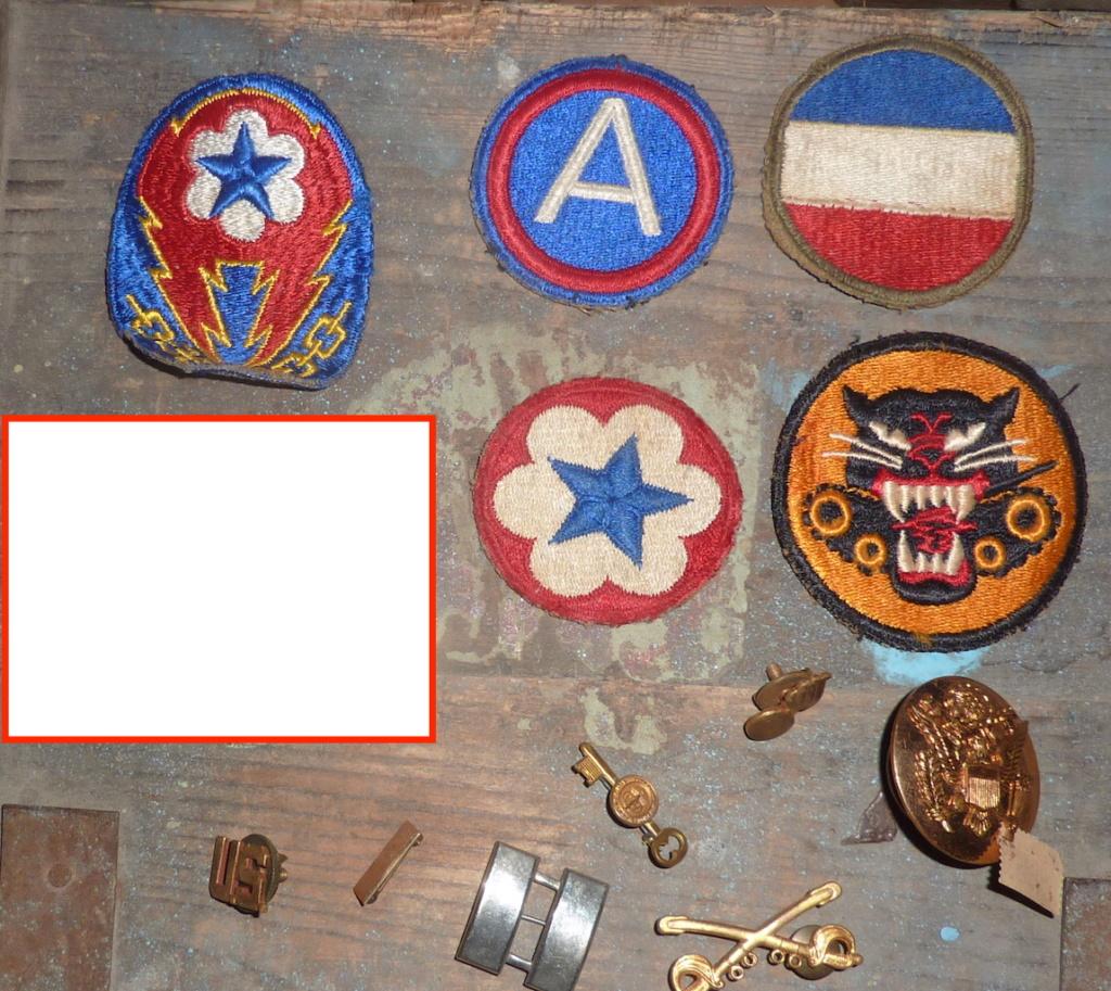 lot d'insignes US P1060135