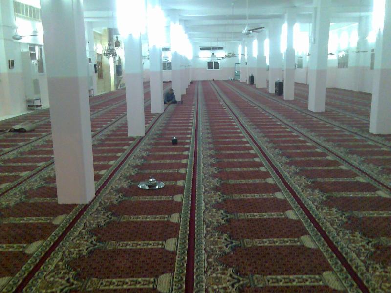 مسجد الفرقلس بحلته الجديدة  (من الداخل) 5f989710