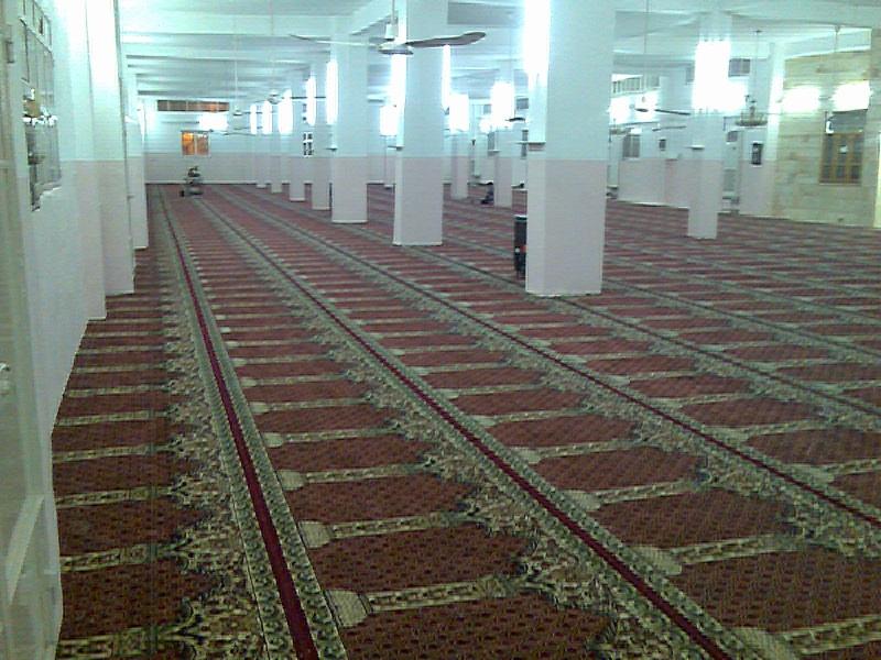 مسجد الفرقلس بحلته الجديدة  (من الداخل) 8c4d8510