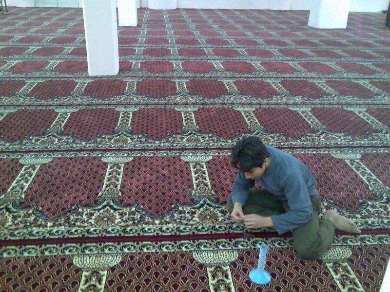 مسجد الفرقلس بحلته الجديدة  (من الداخل) C43d3010