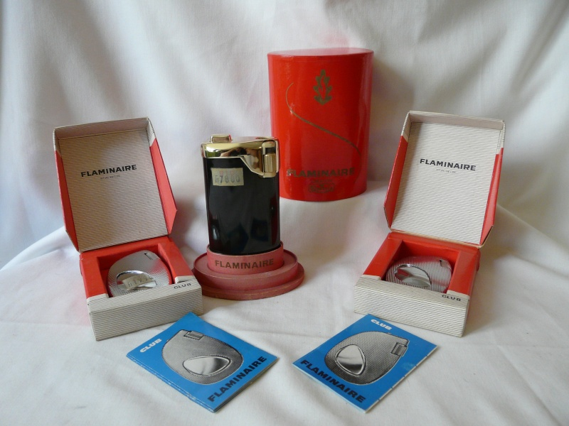 flaminaire - Les briquets FLAMINAIRE d'Aurelien P1030921