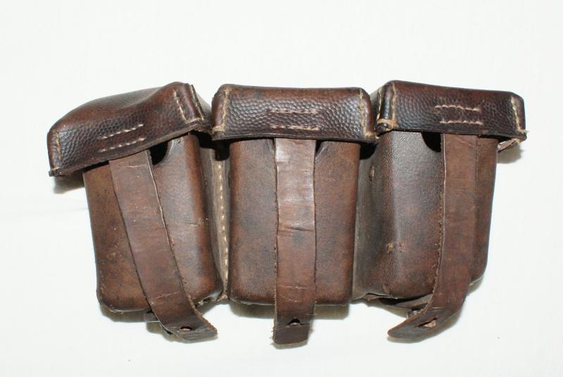 Paire de  Cartouchiere allemande WW1 00111