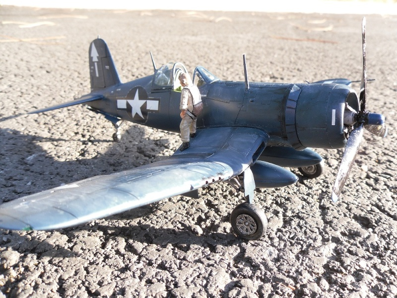 Corsair F4U-1D Tamiya 1/48° - Page 2 Sam_0056