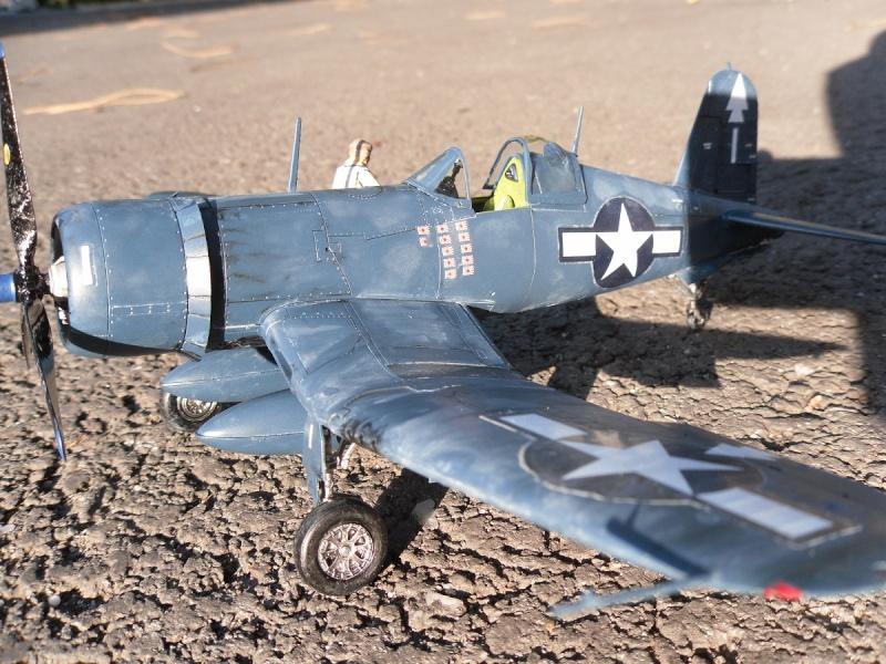 Corsair F4U-1D Tamiya 1/48° - Page 2 Sam_0116