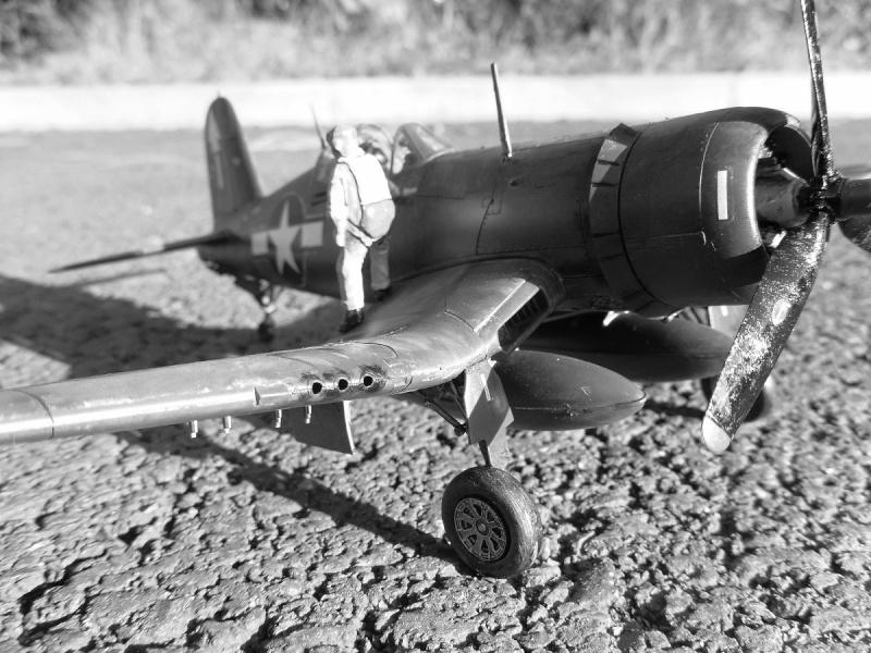 Corsair F4U-1D Tamiya 1/48° - Page 2 Sam_0120