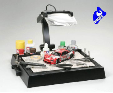 Tamiya Work Stand - outil efficace ? T7406410