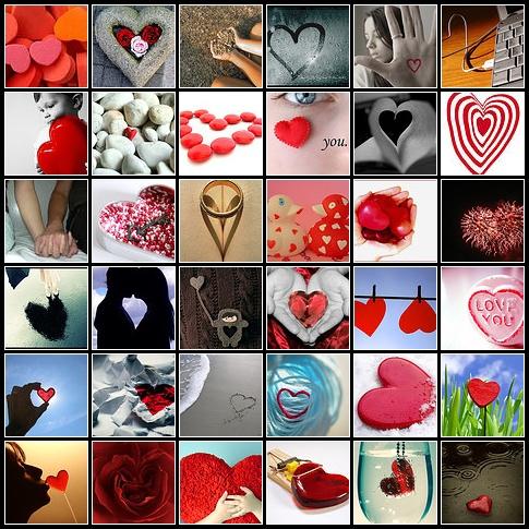 Romanticno srce 38639010