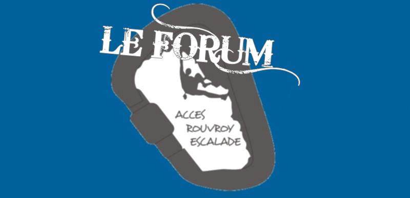 Acces Escalade Rouvroy: Le Forum