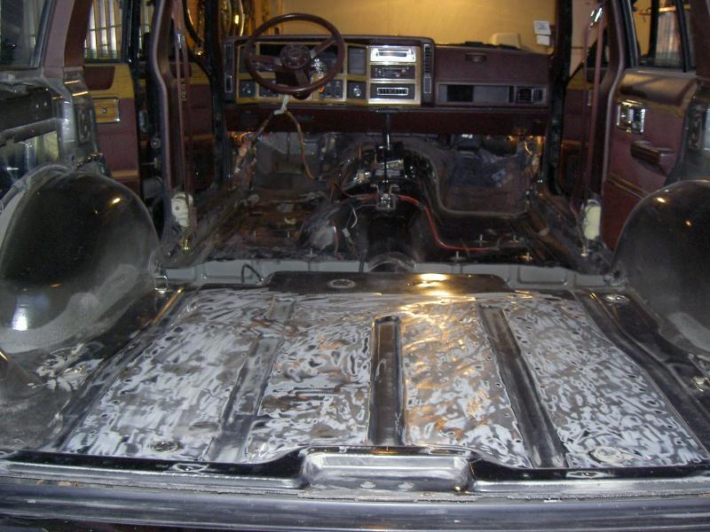 Restauration d'un plancher de XJ - Page 3 Pict3610