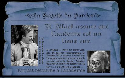 La Gazette du Sorcier Gazett10