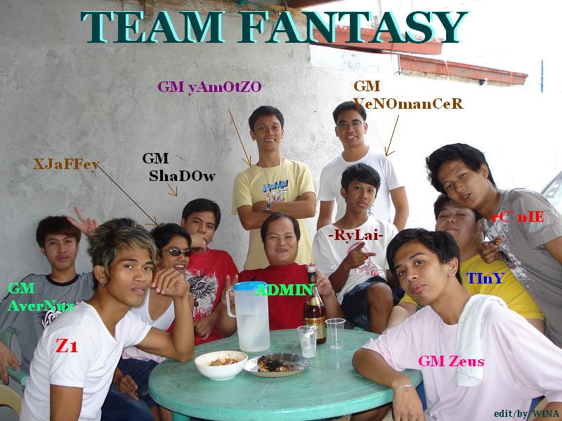 When we r together !!! Team_f10