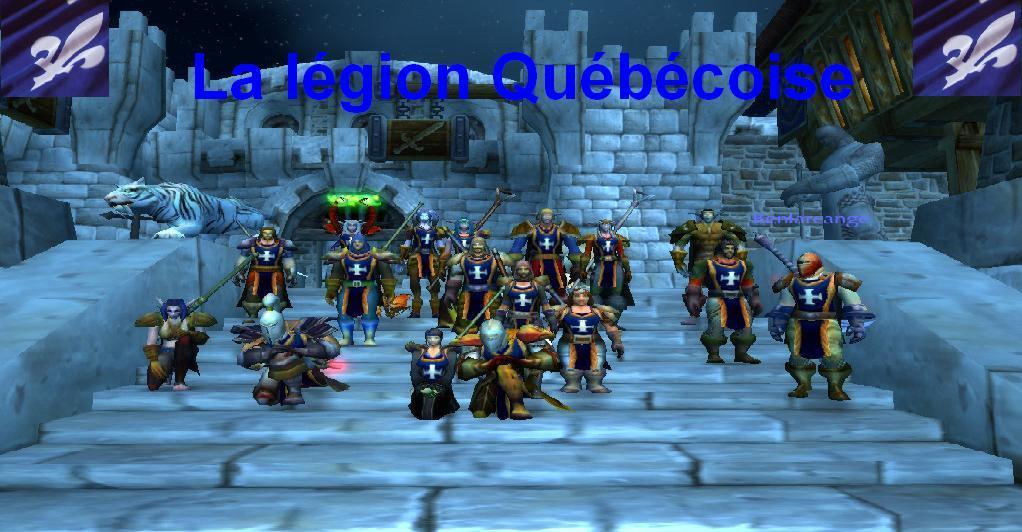 La Légion Québécoise