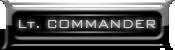 Lt. Commander