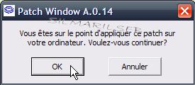 Optimiser votre connexion Wifi avec le patch Wanadoo 2008-013