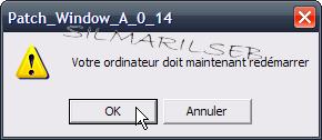 Optimiser votre connexion Wifi avec le patch Wanadoo 2008-017