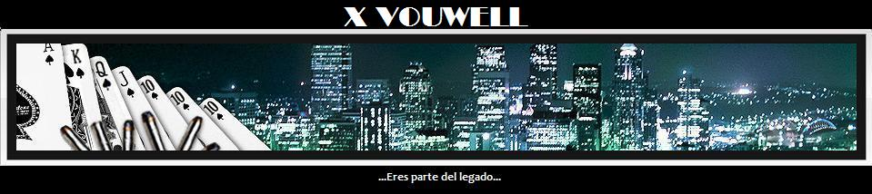 X Vouwell