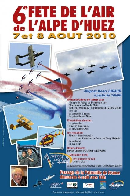 Fête de l'Air 2010 Alpe d'Huez  Fete_d10
