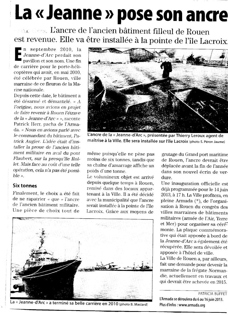 [Activité hors-Marine des ports] LE PORT DE ROUEN - Page 3 Numari14