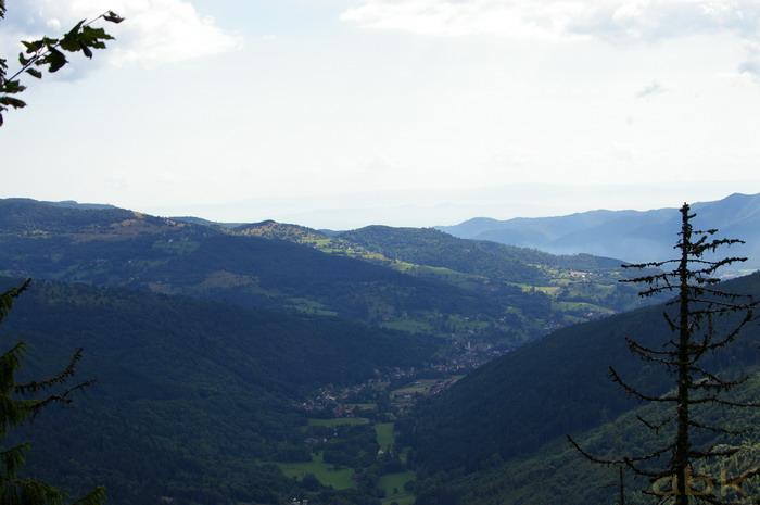 Du Col de la Schlucht au Hohneck, via le Sentier des Roches Imgp2317