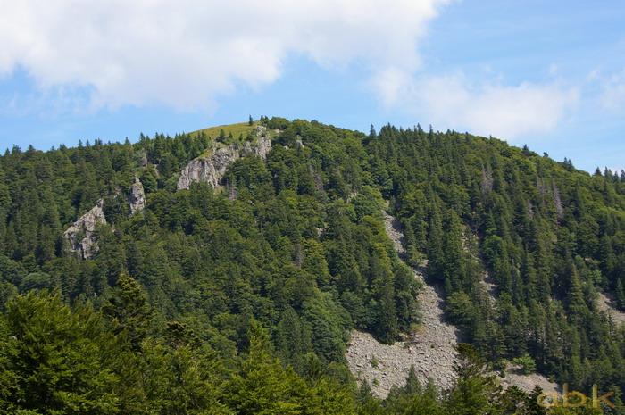 Du Col de la Schlucht au Hohneck, via le Sentier des Roches Imgp2320
