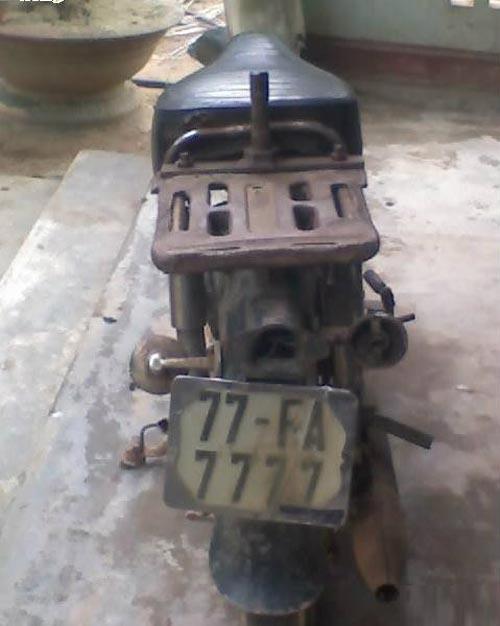 Biển số xe 'siêu độc' chỉ có ở Việt Nam 315c7b10