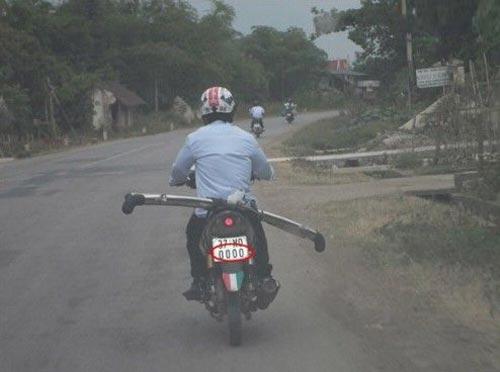 Biển số xe 'siêu độc' chỉ có ở Việt Nam 703fdf10