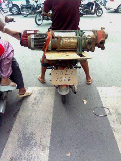 Biển số xe 'siêu độc' chỉ có ở Việt Nam 8704ff10