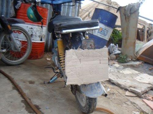 Biển số xe 'siêu độc' chỉ có ở Việt Nam Aa87b810
