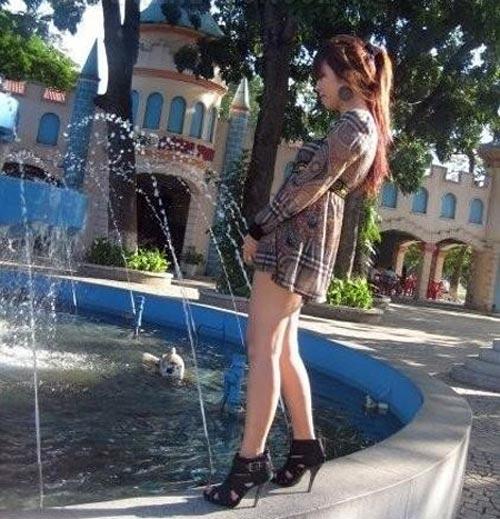 'Duyên thầm' thiếu nữ Việt Fb601210