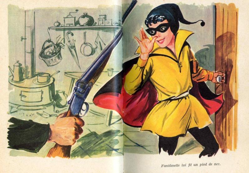 Les éditions originales de Fantomette. D2fgea10