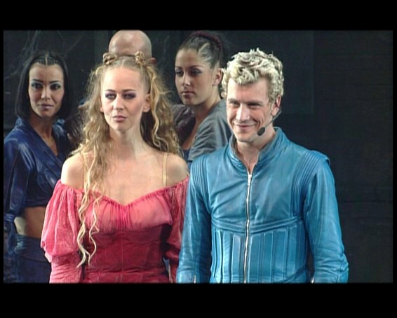 """Les robes des danseuses dans """"Romйo et Juliette"""" 31088110"""