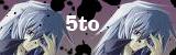 5th - Ryo Bakura