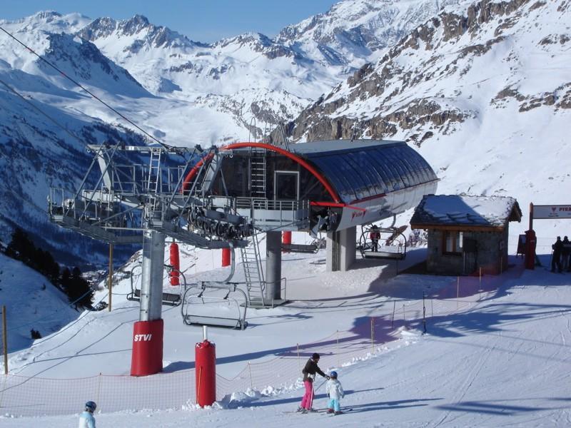 [Val d'Isère]Photos des remontées mécaniques actuelles Dsc02713