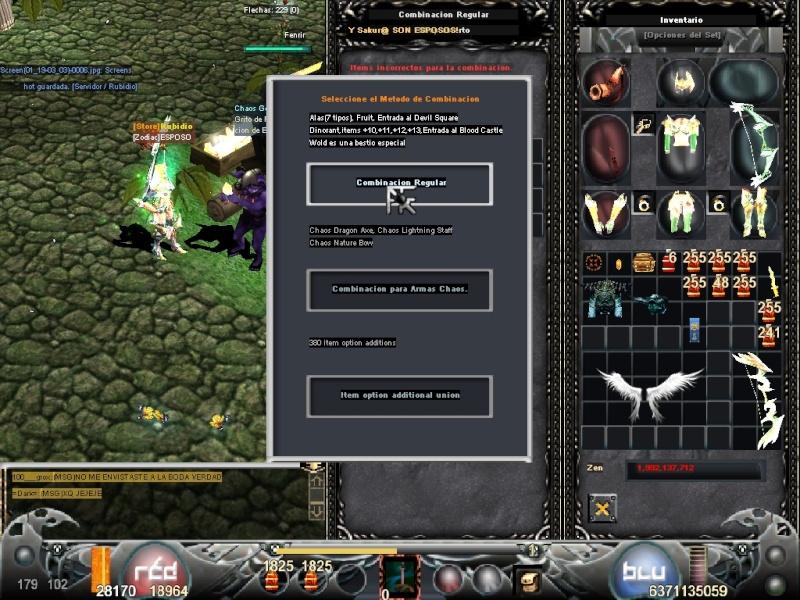 Crear Capa del Dark Lord.... Screen33