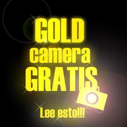Gold Cam Gratis! 12003410