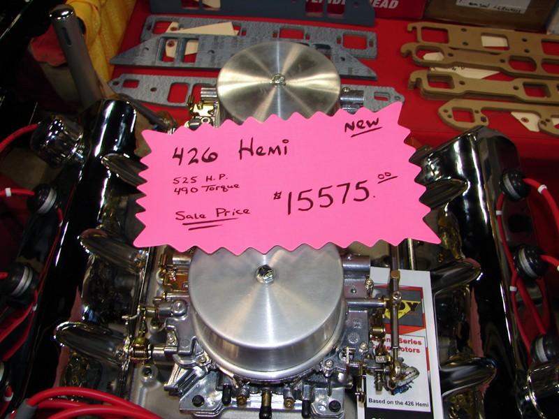 World Drag Expo - January 19, 2008 - TONS-O-PICS! Hemi_411