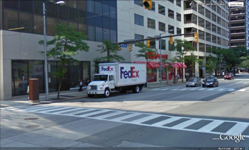 Concours FEDEX- STREET VIEW - Page 4 Fedex111