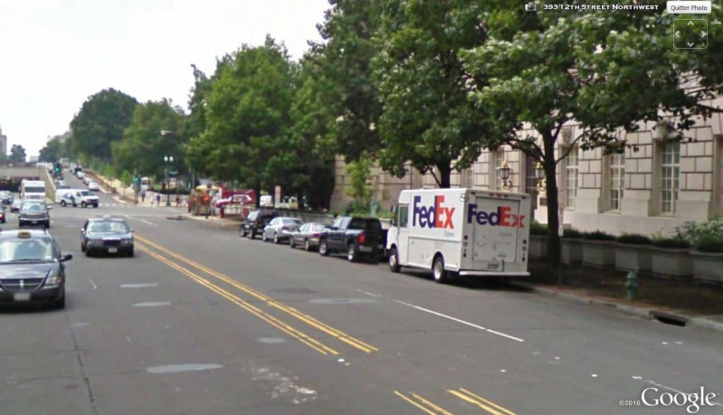 Concours FEDEX- STREET VIEW - Page 2 Fedex711