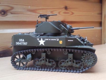 6 juin 1944, Bataille de Normandie et Libération. Stuart10