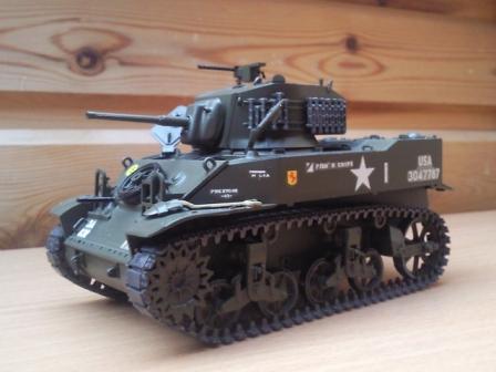 6 juin 1944, Bataille de Normandie et Libération. Stuart11