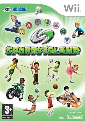 Les jeux Wii Que nous avons Island10