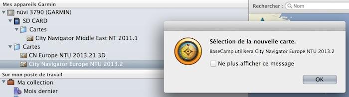 [Résolu] Basecamp et 2 x même carte : 1 sur disque dur, 1 sur Garmin. Captur68