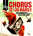 22.03.2011 – Festival Chorus – Magic Mirror – La Défense (92) Arton310