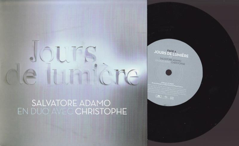 2010 duo Salvatore Adamo Christophe jours de lumiére t'aimer quelque part Image030