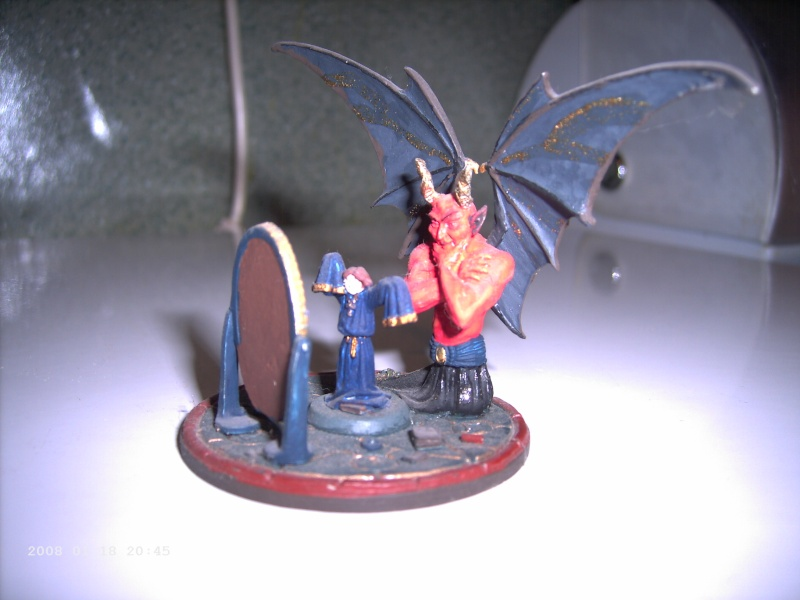Der Zauberlehrling - Zinnbausatz Pict1010