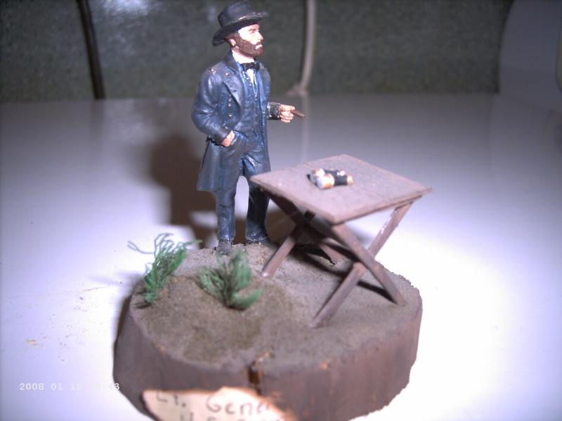 General Ulysses S. Grant - Zinnfigur Pict1014