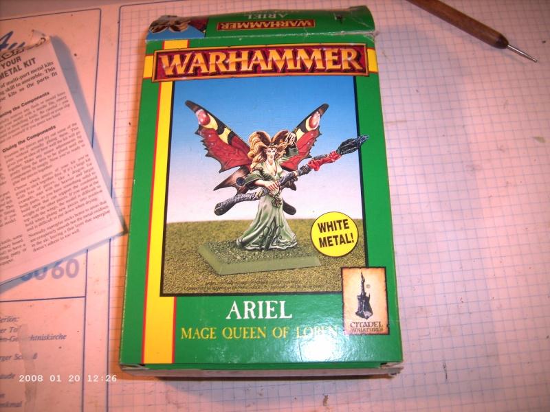 Warhammer - Ariel, Queen of Loren Pict1116