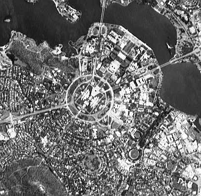 Canberra, capitale fédérale de l'Australie malgré elle? Canber11
